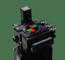 VF Model Fail Freeze I/P Electro-Pneumatic Positioner