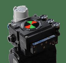 VX Model Hazardous Locations Electro Pneumatic Positioners