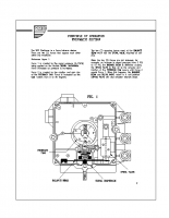 Principles of Operation (2 pages)