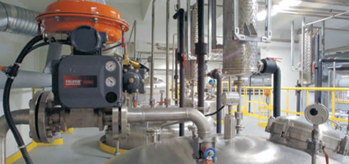 Industrial Valves Market Intelligence with Competitive Landscape